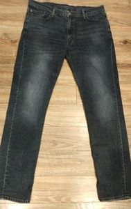 Levi's 511 38x34 like new stretch tapered
